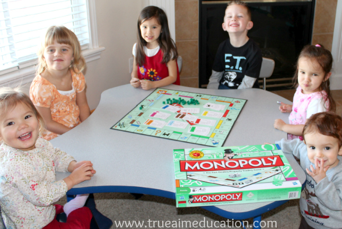 Turn Any Board Game Into A Learning Game True Aim